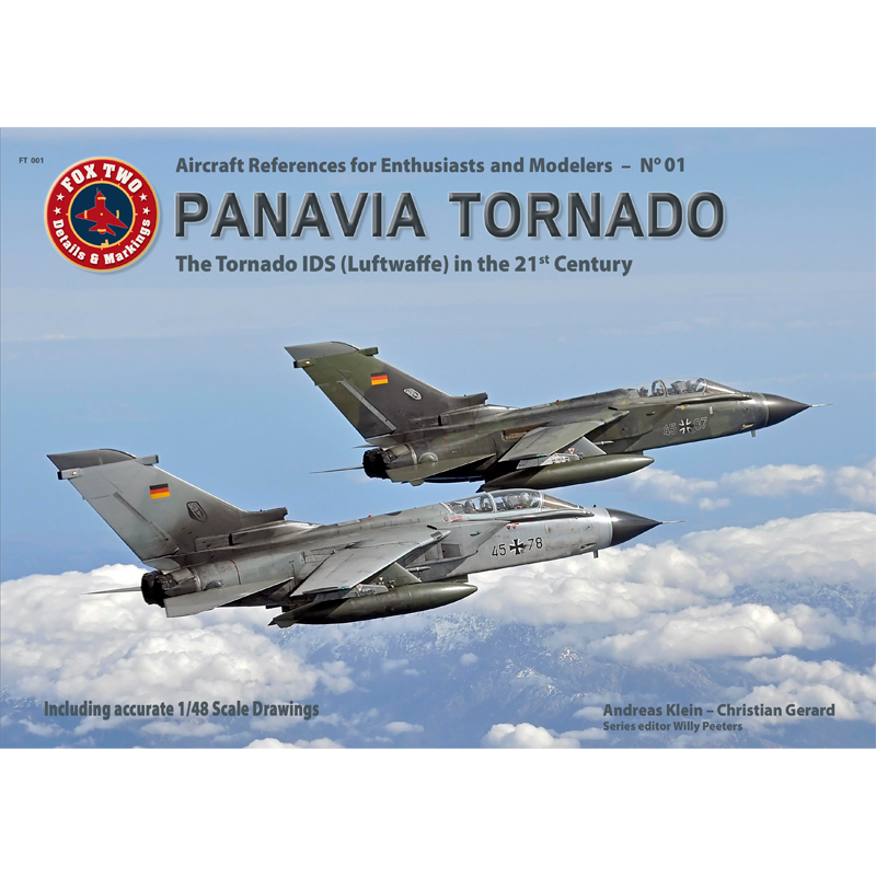 FT001 The Tornado IDS/ECR (Luftwaffe) in the 21st century