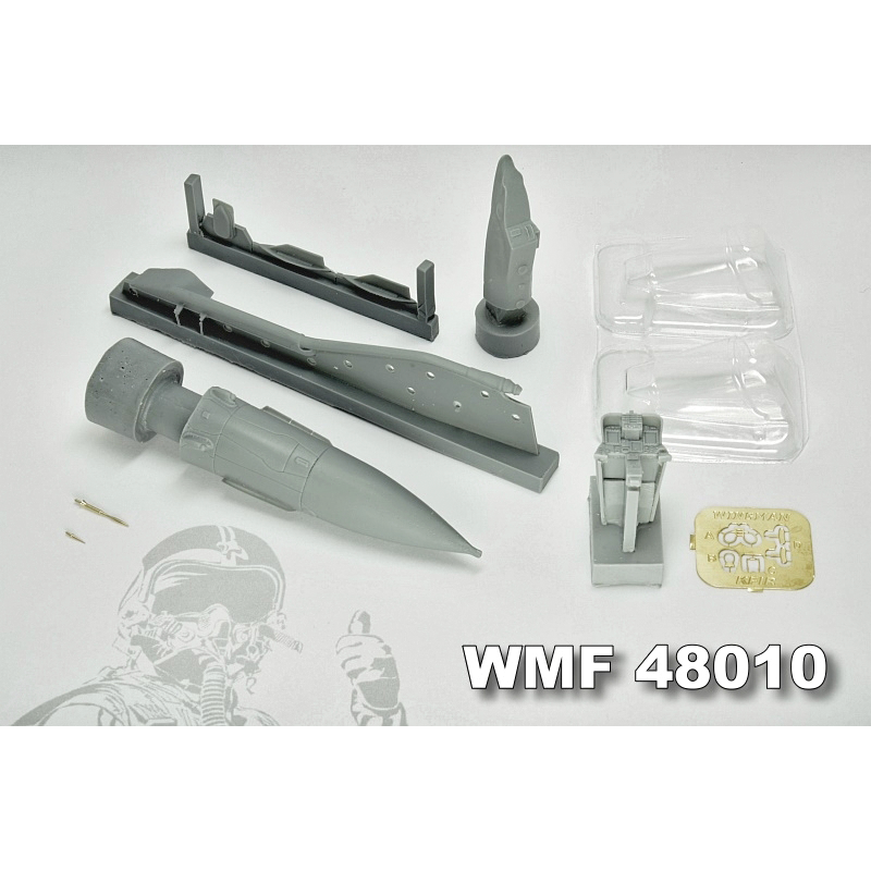 WMF48010 KFIR C10 Conversion