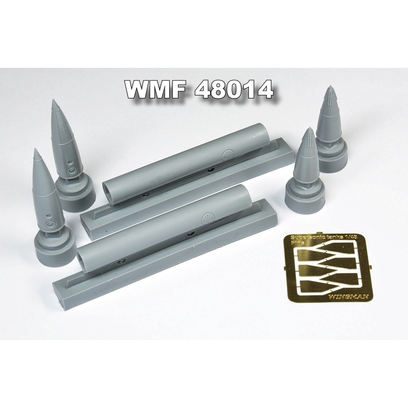 WMF48014 KFIR Supersonic Wing Tanks