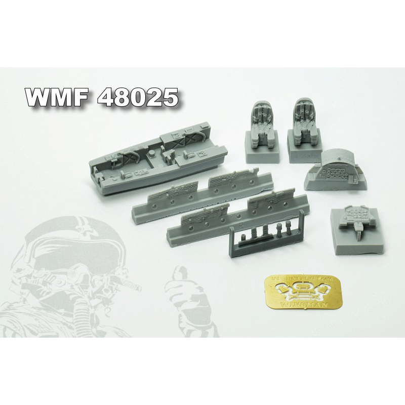 WMF48025 IAI Tzukit Conversion Set