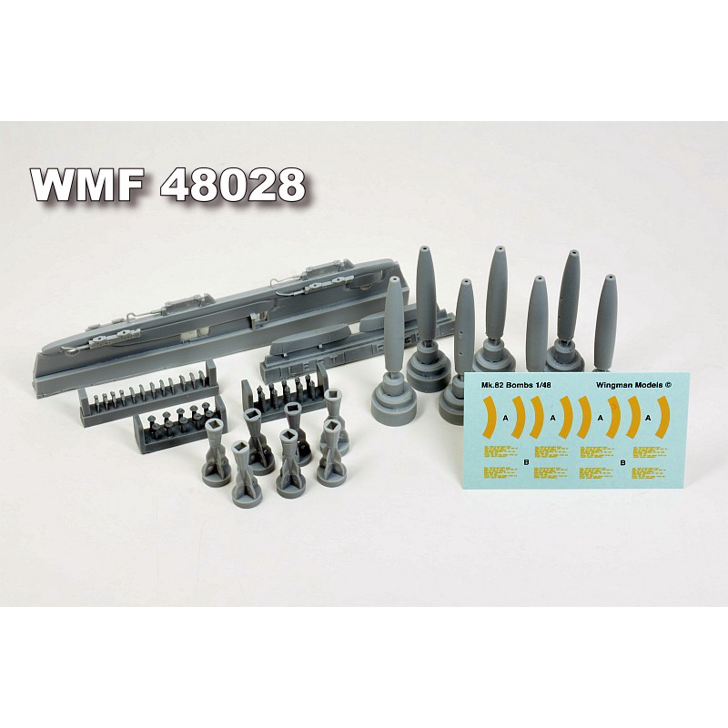 WMF48028 KFIR & Nesher Armament Set
